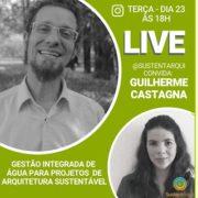 Live – Gestão Integrada de Água para Projetos de Arquitetura Sustentável