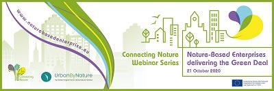Lançamento da plataforma Européia de Empresas Baseadas na Natureza